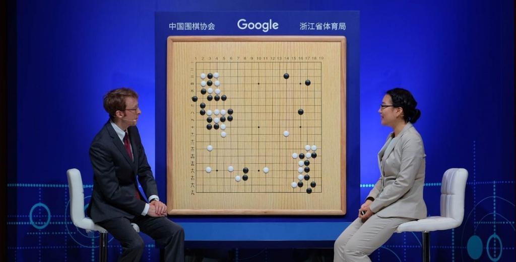 Искусственный интеллект одержал победу 1-ый матч улучшего игрока вгоКэ Цзе