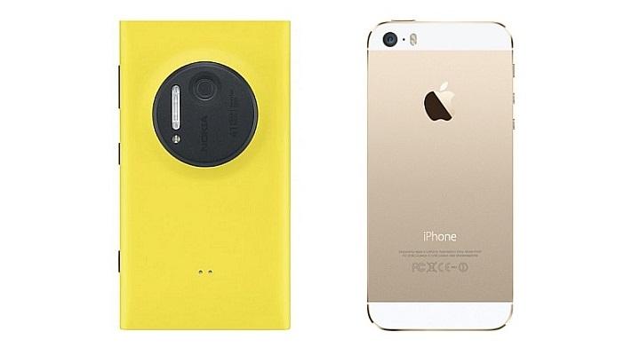 iPhone против Lumia