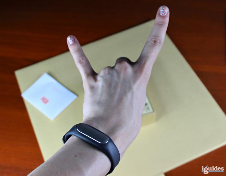 Xiaomi Mi Band: когда качество превосходит цену