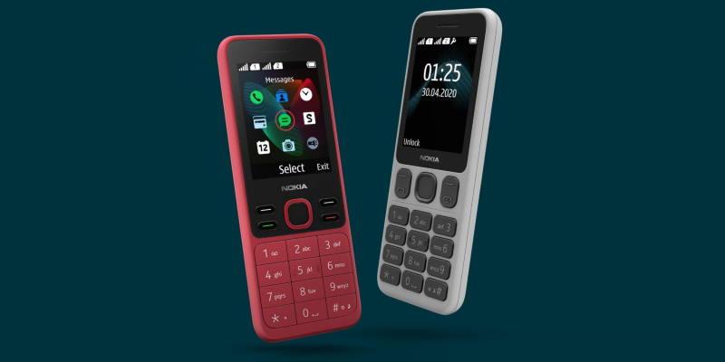 Nokia 125 и Nokia 150