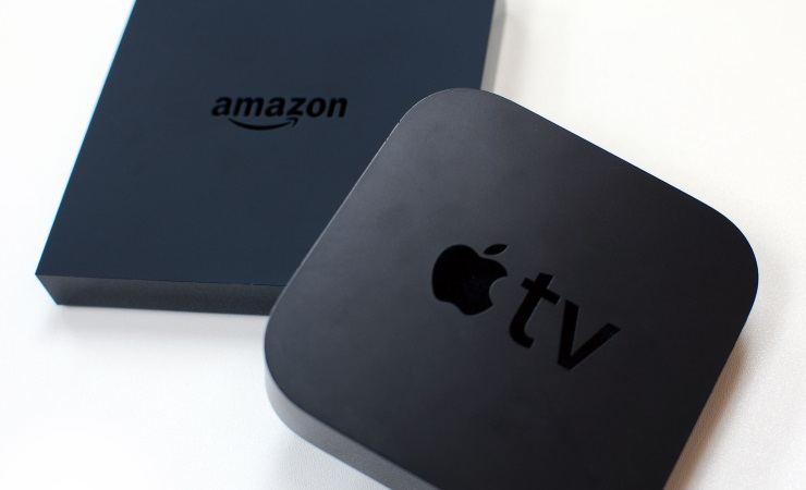 Apple TV и Fire TV