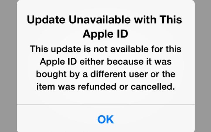 Возврат покупок в App Store