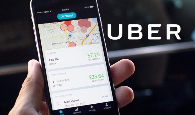 скачать бесплатно приложение Uber - фото 11
