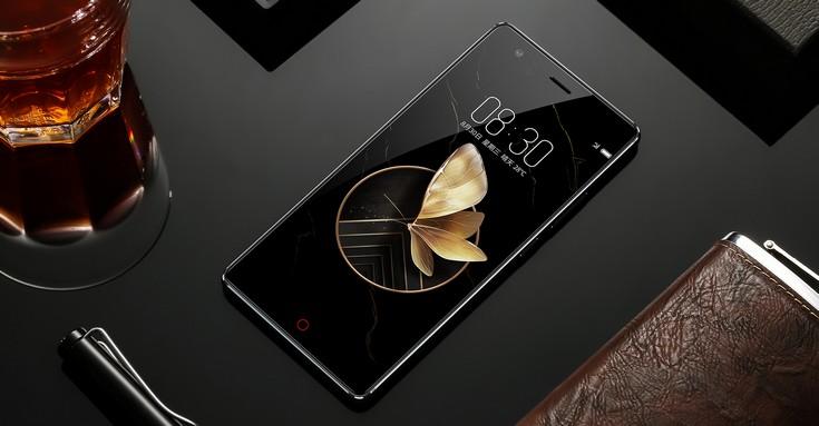 ZTE анонсировала Android-смартфон Nubia Z17 Lite начипе Snapdragon 653
