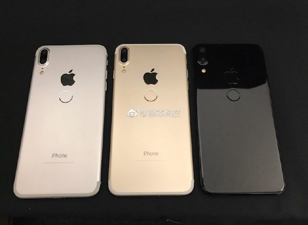 8 айфон цвета