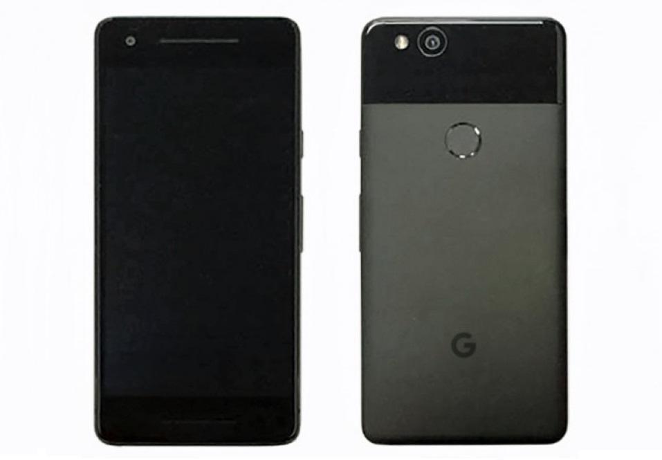 ВСеть попали характеристики и«живые» фото Google Pixel 2