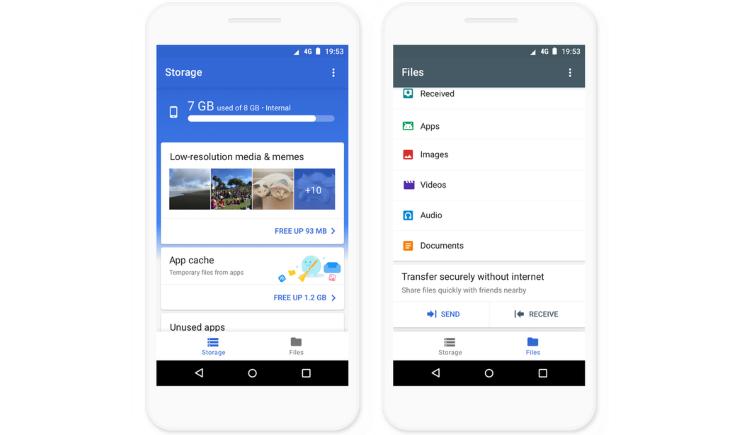 Корпорация Google презентовала инноваицонное приложение для Андроид