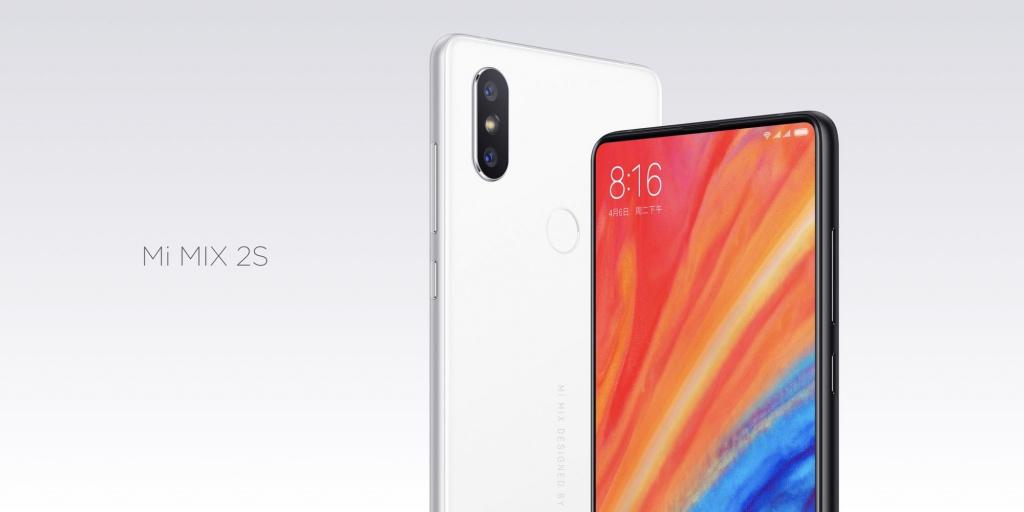 Представлен Xiaomi Mi MIX 2s: Snapdragon 845, беспроводная зарядка и лучшая камера компании
