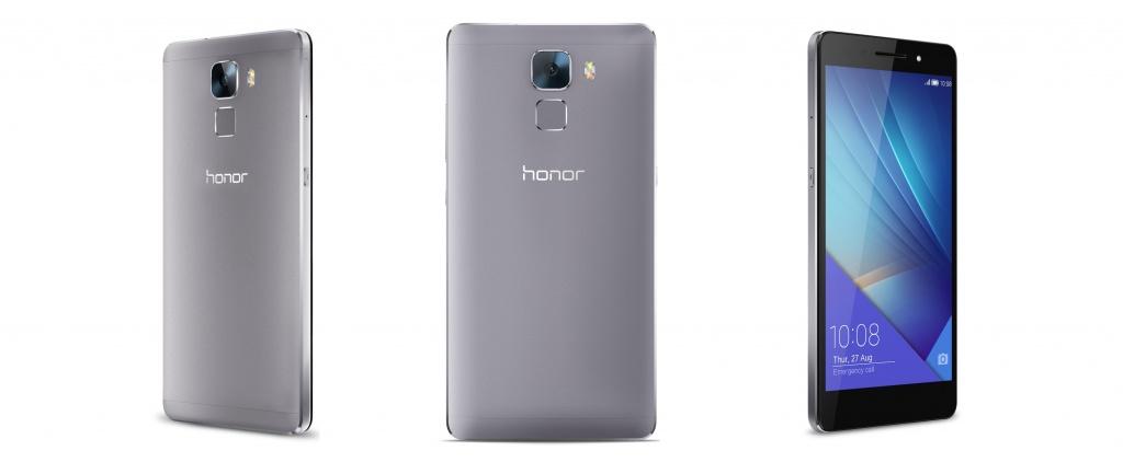 В России начинаются продажи Honor 7 — флагмана с лучшим сочетанием цены и качества