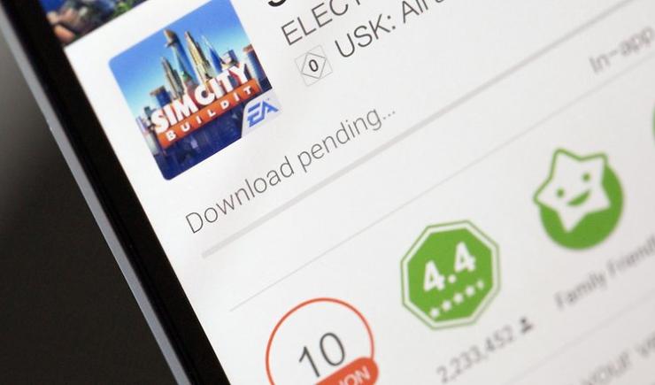 Ранжирование в Google Play улучшит качество приложений