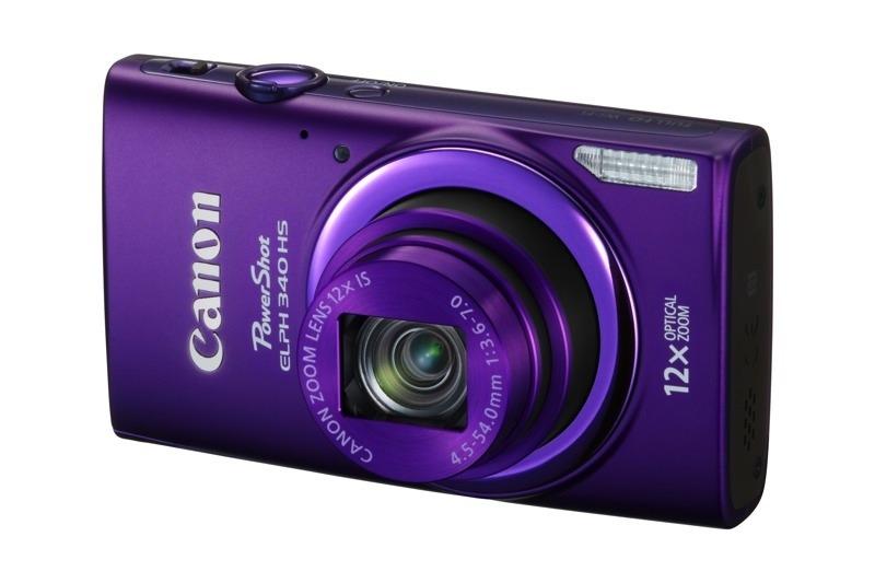 Canon PowerShot ELPH 340HS