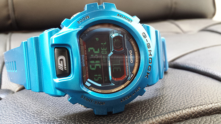 Bluetooth G-Shock