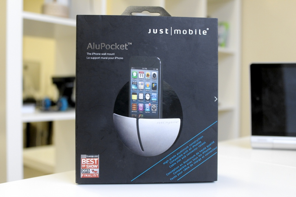 Just Mobile AluPocket