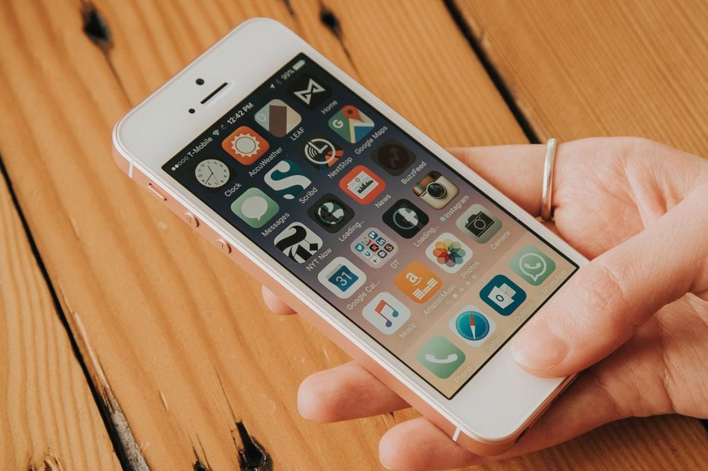 В России самым продаваемым смартфоном стал iPhone SE
