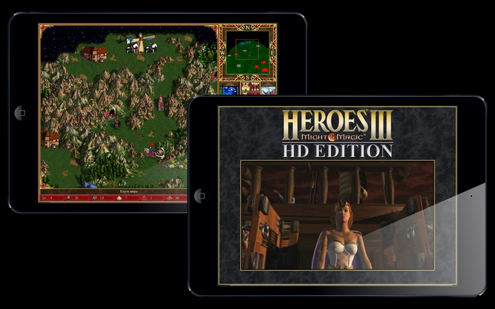 Обзор Heroes of Might & Magic III – HD Edition