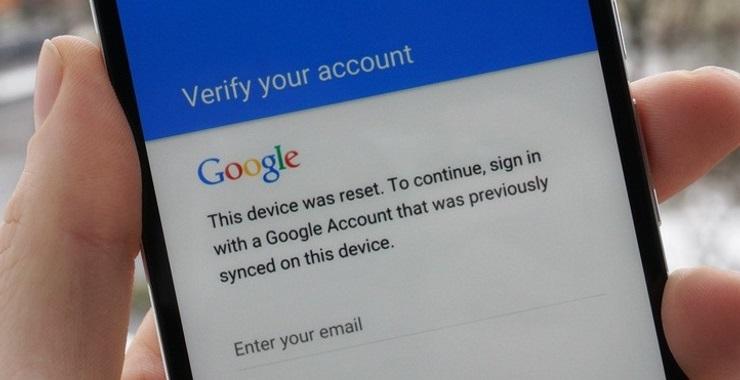 Как обойти защиту от сброса к заводским настройкам на смартфонах с Android