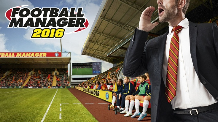 Football Manager logo