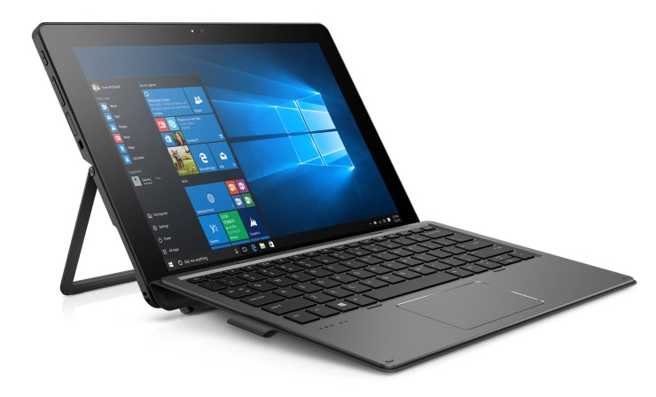 HPпрезентовала планшет-трансформер Pro x2 612 G2