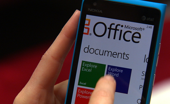Office на Windows Phone