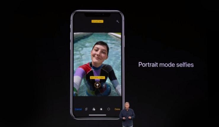 ВApple пояснили провальную презентацию нового iPhone X