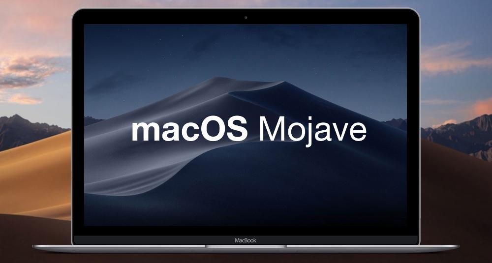 Как добавить в macOS Mojave автоматическое включение темной темы