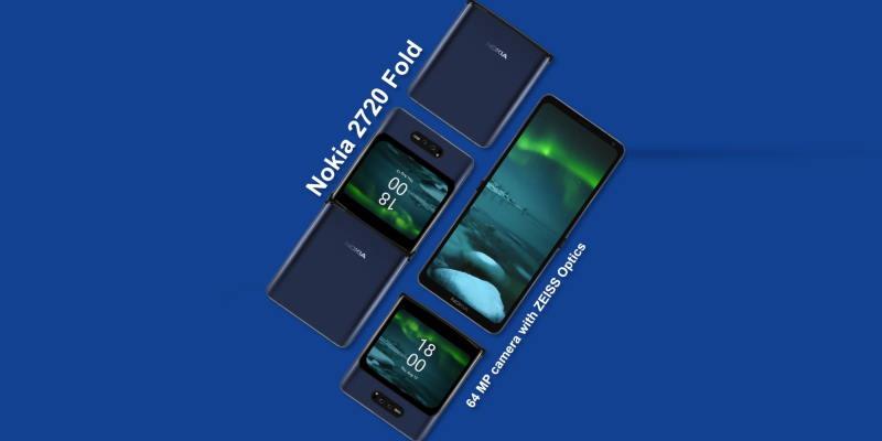 Концепт Nokia 2720