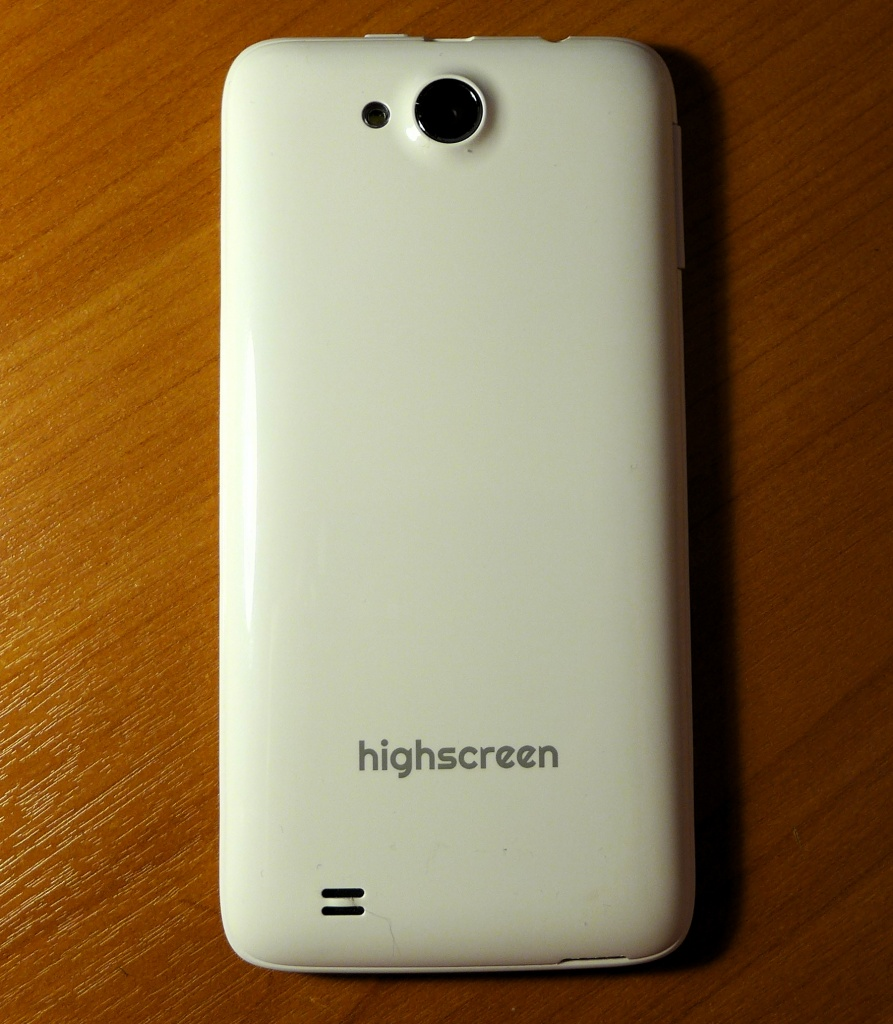 Highscreen Alpha R