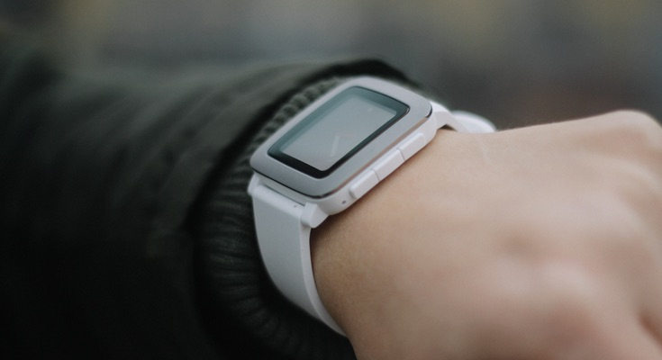 Обзор Pebble Time