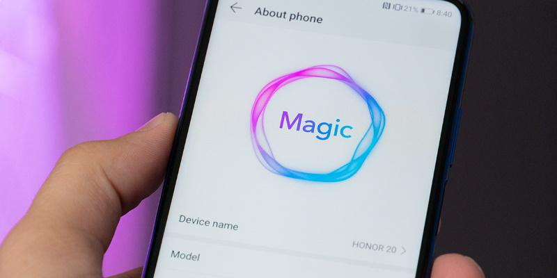 Смартфоны Honor начали получать Android 10