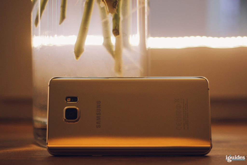 Обзор Samsung Galaxy Note 5