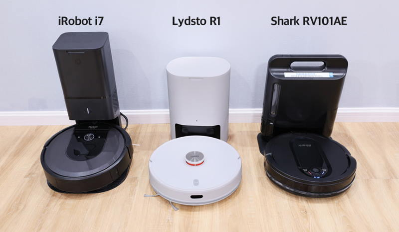 Как выбрать робот-пылесос с системой самоочистки?
