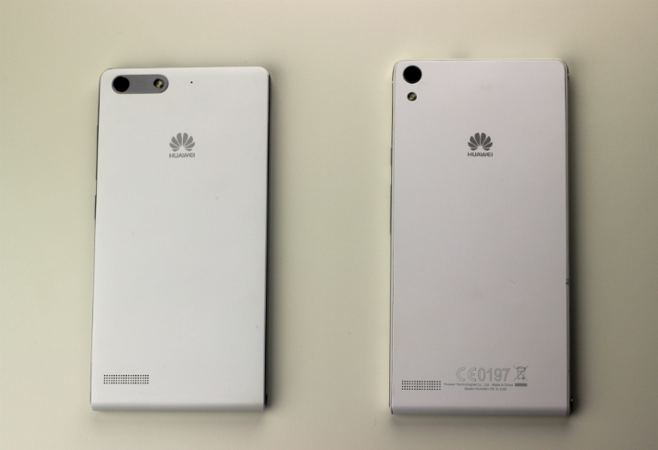 Huawei Ascend G6 и P6