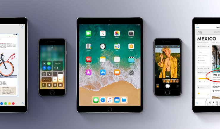 Обзор iOS 11