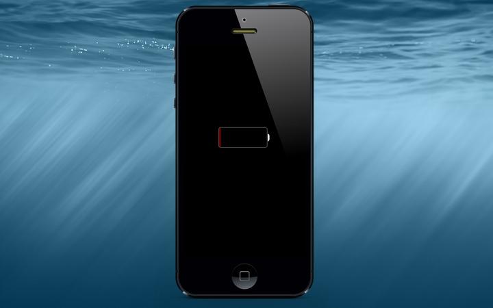 iOS 8: Статистика расхода аккумулятора