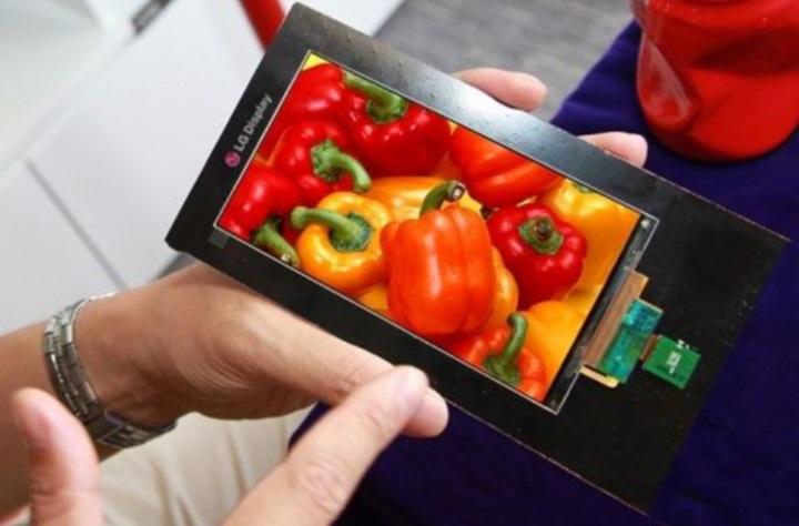 Экран LG Quad HD