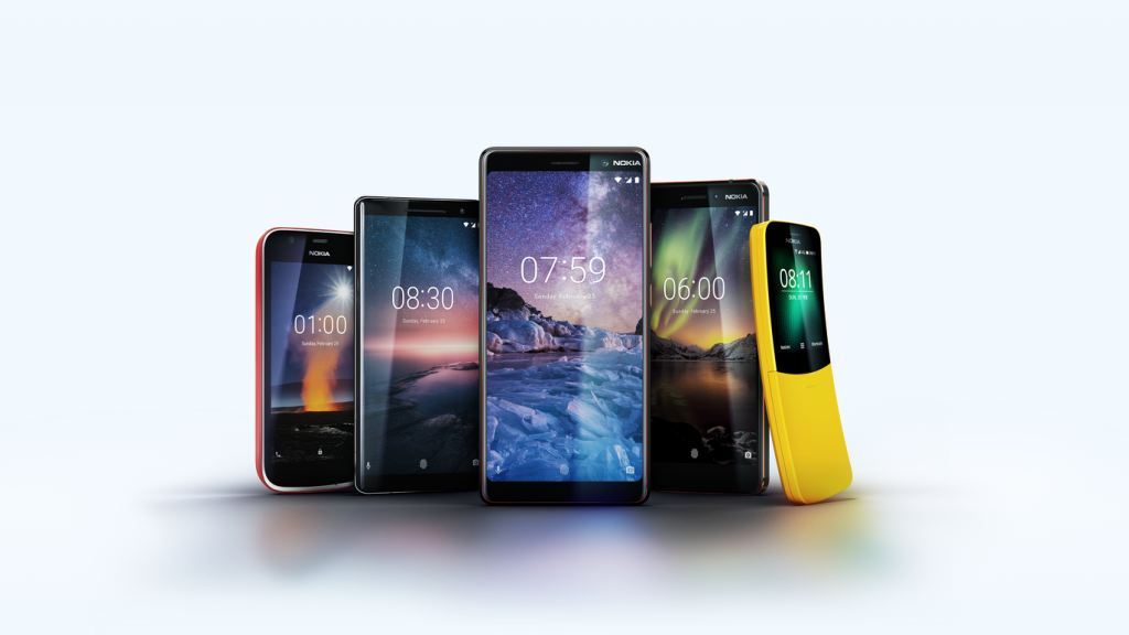 Китайские инсайдеры слили в сеть фото смартфона Nokia 7 Plus