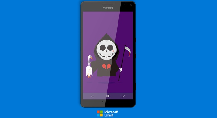 Windows Phone — всё