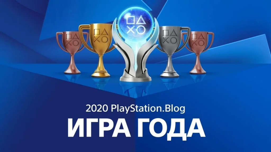 Игра года на PlayStation