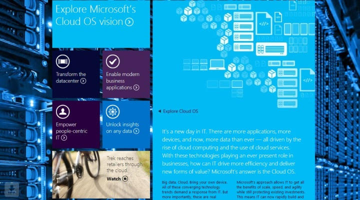 Microsoft Cloud OS