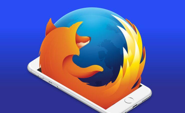 Firefox для iOS стал более быстрым и менее энергозатратным