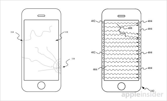 ВIPhone 8 будет система обнаружения микротрещин экрана