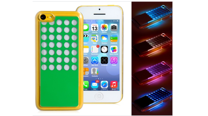 Call Flash Case for iPhone 5c
