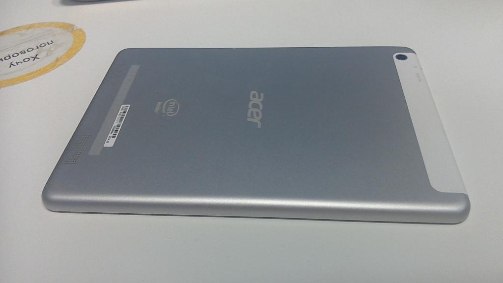 пример фото Acer Iconia Tab 8