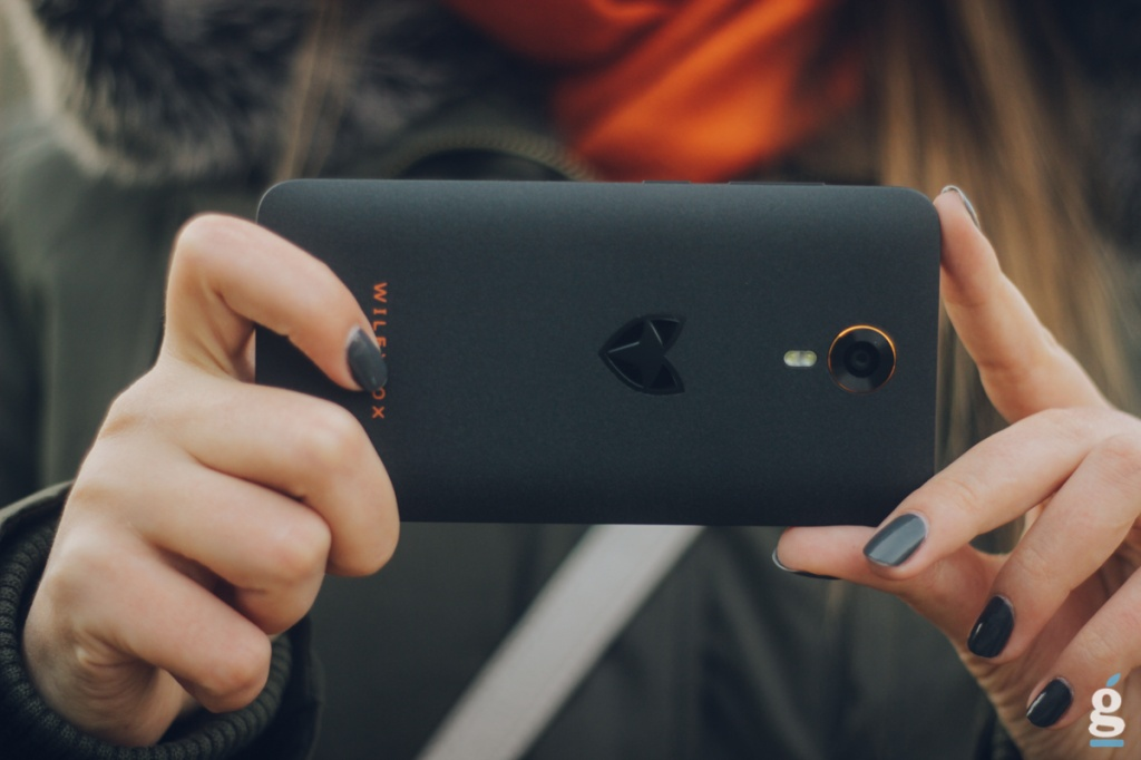 Обзор Wileyfox Swift