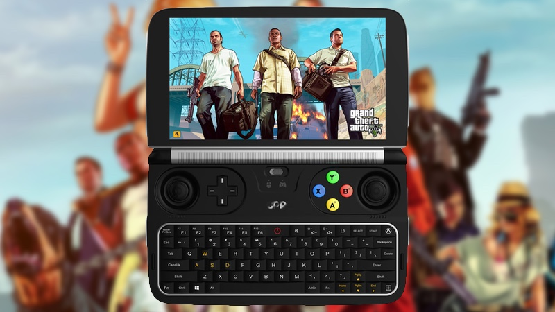 Консоль GPD Win 2 появится впродажах кконцу весны 2018-ого года