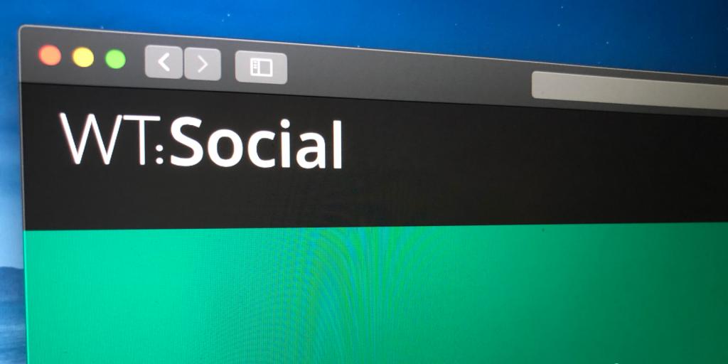 WT: Social — социальная без рекламы и кликбейта от создателя Wikipedia