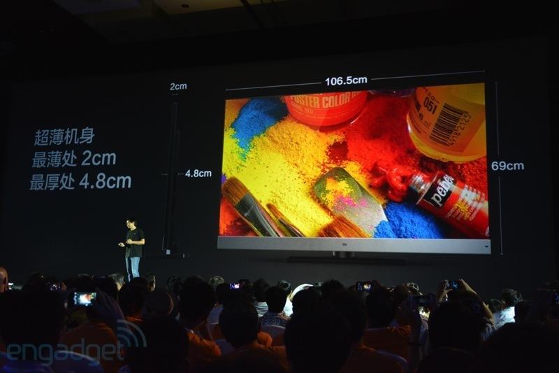 ...в Китае, компания Xiaomi приготовила для конкурента новый стимул для оперативных действий, Smart-телевизор...