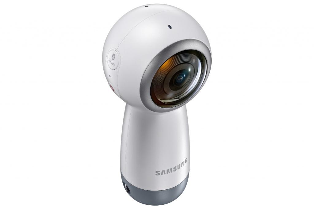 Компания Самсунг презентовала новейшую версию Gear 360