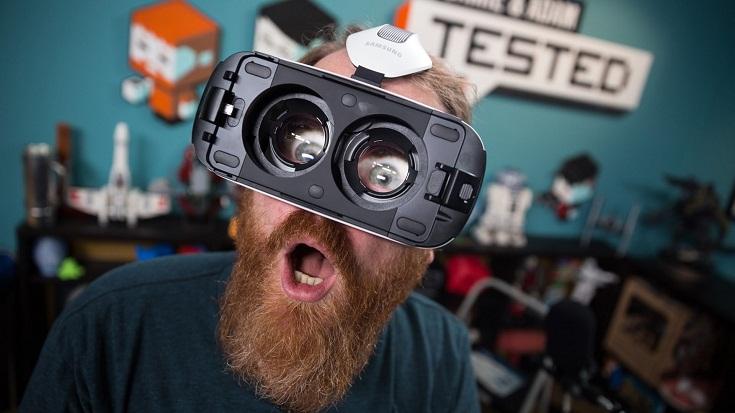 Иногда VR удивляет!