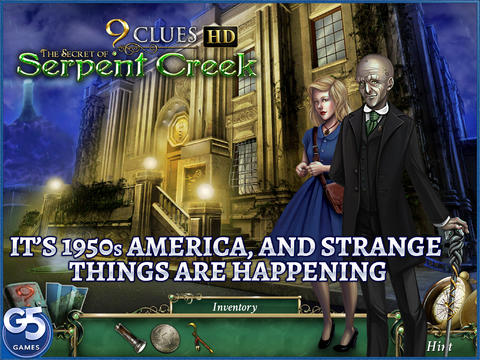 9 Clues The Secret of Serpent Creek HD